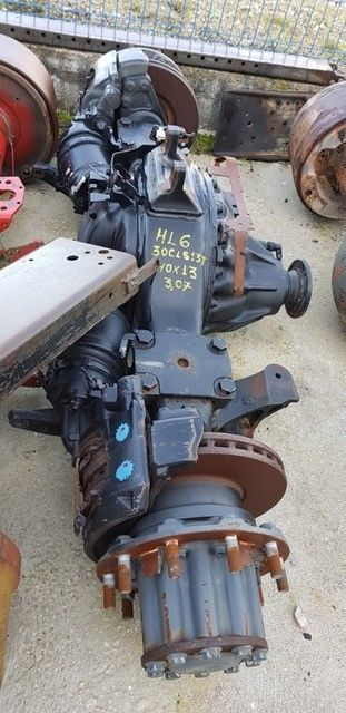 MERCEDES-BENZ Rear axle - Differential 40x13 - 3,07 (HL6) Differential für MERCEDES-BENZ Axor / Atego  LKW
