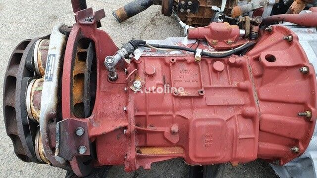 RENAULT Gearbox G 406 1T Getriebe für LKW