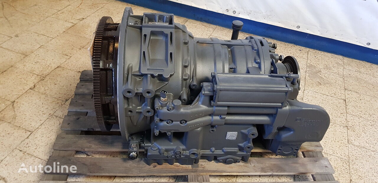 ZF 4HP500 - 4HP500 Getriebe für LKW