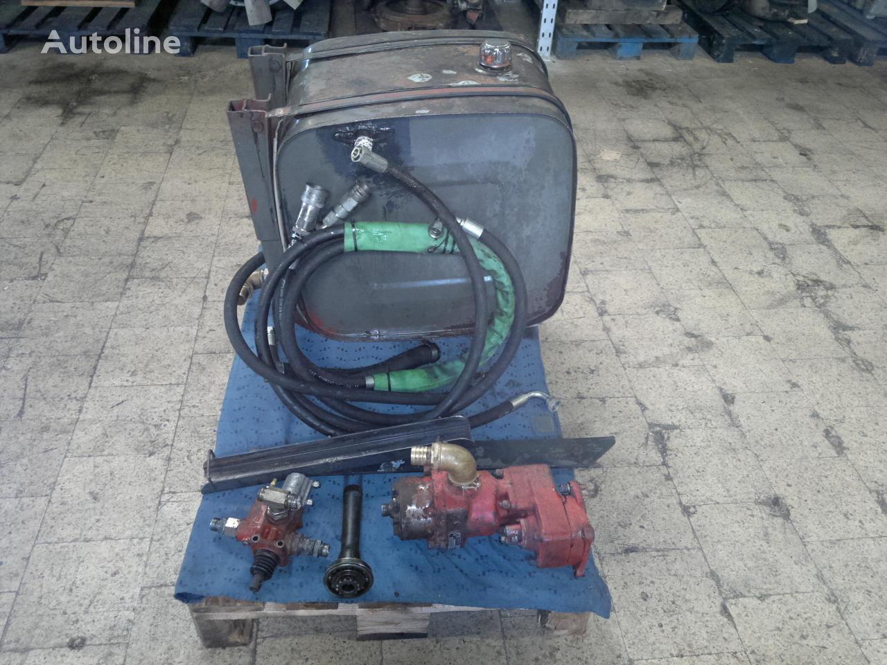 Hydraulic Kit Lkw Kraftstofftank für Sattelzugmaschine
