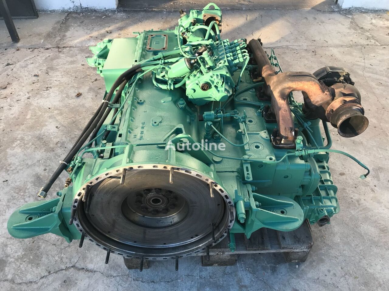 VOLVO THD / DH Used or Rebuild Motor für VOLVO BUS Bus
