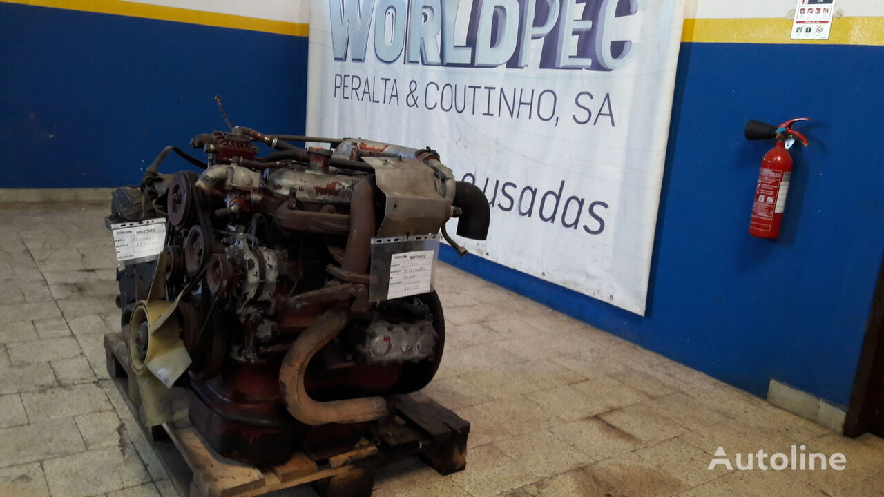 IVECO 8040.25 Motor für IVECO EUROCARGO EUROTECH 65E12 LKW
